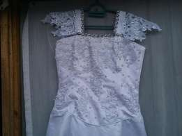Wedding dress size 12/14