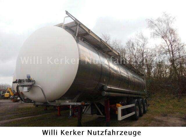 SCHRADER Tankauflieger 32 m³ V2A 7582 - 2005 - image 2