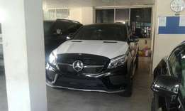 2017 Mercedes Benz GLE 450 AMG for sale.
