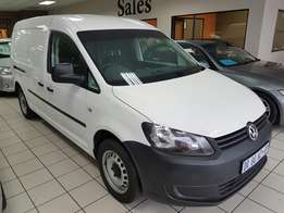 2015 Volkswagen Caddy 2.0TDI