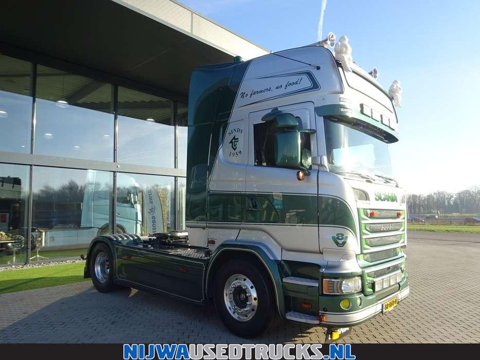 Scania R 520 Retarder + Hydrauliek - 2014 - image 2