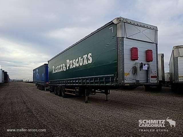 Schmitz Cargobull Semiremolque Lona Porta-bobinas - 2013