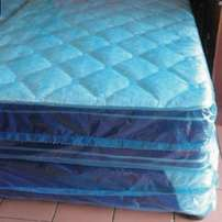 Pillow top double bed, on sale