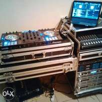 Pioneer ddj sx for hire at 3000 only