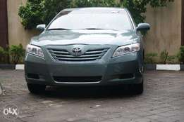Just too Clean Tokunbo Toyota Camry Muscle
