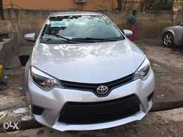 Accident free Toyota corolla 2016 model on sale