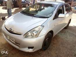 Extremely clean Toyota Wish