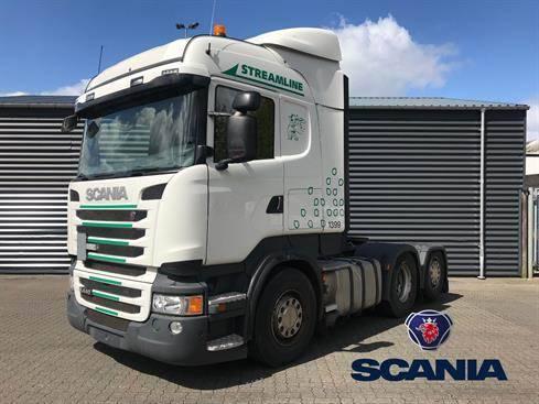 Scania R440 - 2013