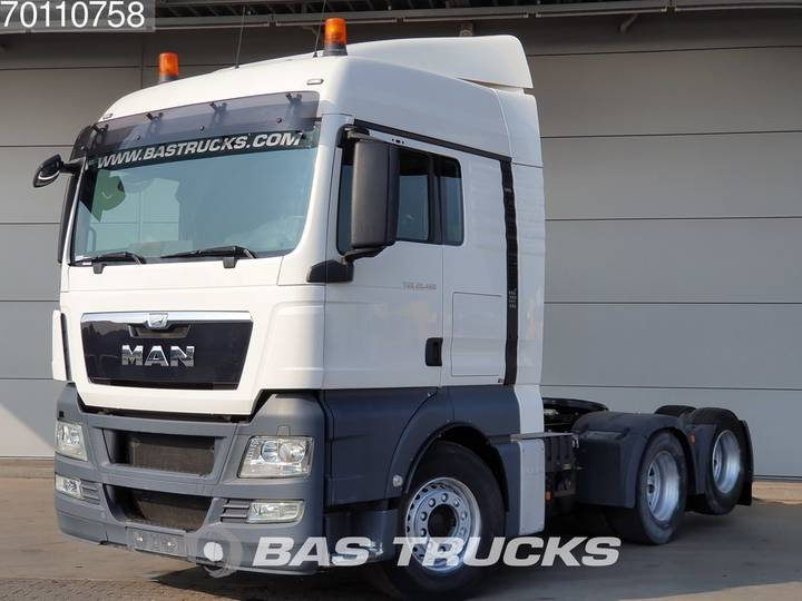 MAN TGX 28.480 XLX 6X2 Liftachse Euro 5 - 2013