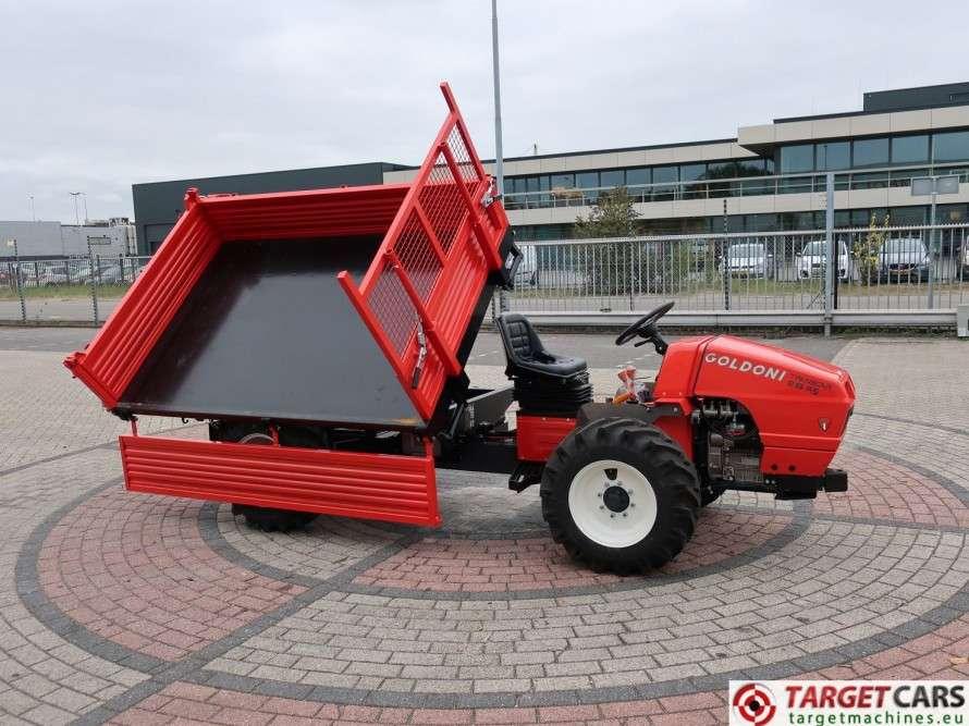 Goldoni Transcar 28RS Utility 4WD Tipper 3-Way Dumper NEW - image 23