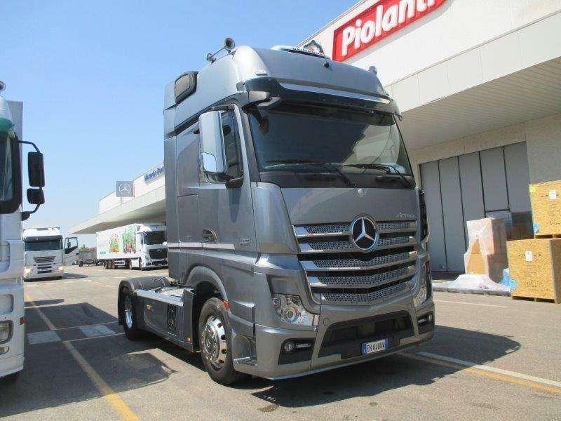 Mercedes-Benz Actros 18.51 - 2012