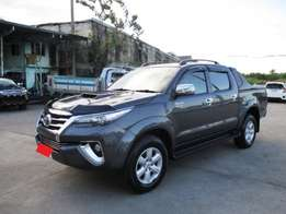 Toyota Hilux 2010 Fortuner shape in Nairobi