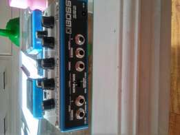 Boss Chorus Ensemble pedal