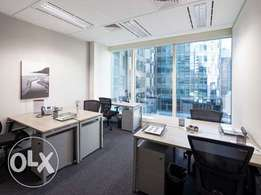 Serviced Fully Furnished Offices