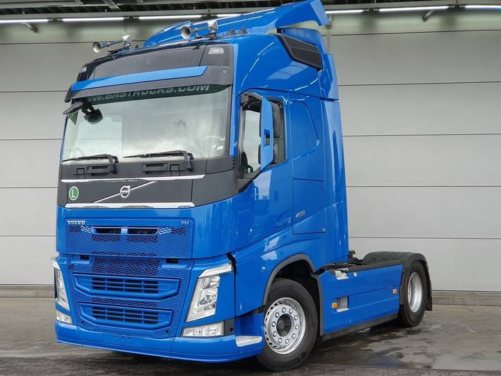 DAF XF 440 Space Cab 2 Tanks E6 / Leasing - 2015
