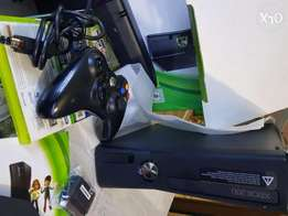 Boxed console 360