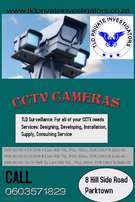 CCTV Cameras & electric fence installation and supply