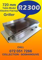 Electric Flattap Griller