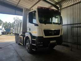 2013 MAN 33-360 TGS 12m3 TIPPER