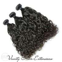 Virgin Malaysian Natural Wave Human Hair
