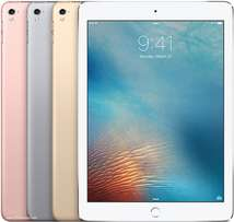 brand new ipad pro 9.7 Inch in shop with one year warranty