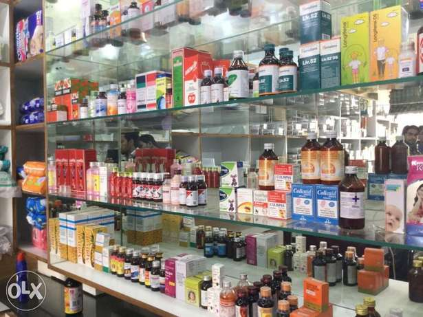 SOFTWARE For Medical Stores