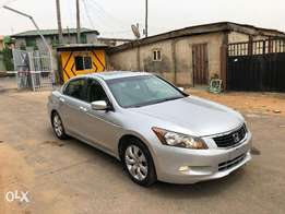Fullest Option Direct 2010 Honda Accord EX-L in Silver ,Nav nd Rev Cam