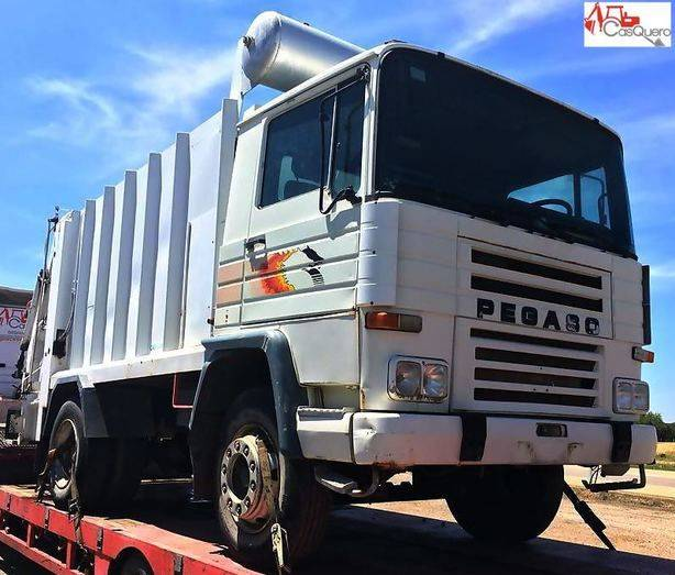 Pegaso 1217.14  garbage truck for parts - 1990