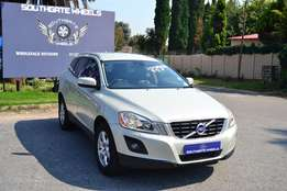 2010 Volvo XC60 d5 geartronic in good condition