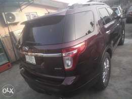 few months reg ford explorer 2011/2012,fully loaded
