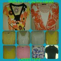 First grade of ladies tops
