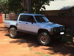 1997 Toyota Hilux Double Cab SFA 4x4 for sale R45000