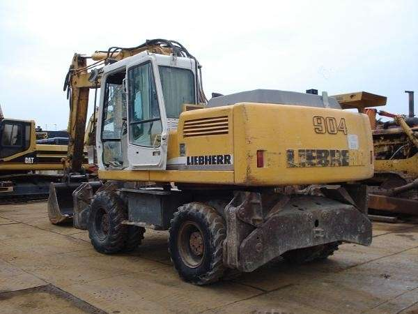 Liebherr A 904 litronic - To be Imported Lekki - image 4