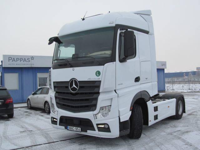 Mercedes-Benz Actros 1845 LS - 2016