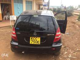Mercedes Benz A class (a160) for hire for Weddings and Personal use.