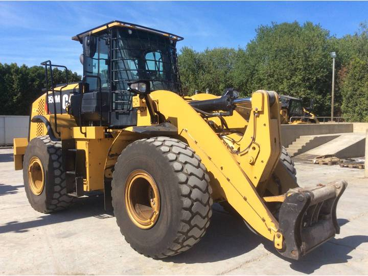 Caterpillar 950M - 2015