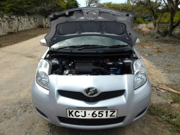 Toyota Vitz - Clean just cleared Nyali - image 3