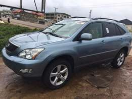 2005 Lexus RX 330 Tokunbo For Sale.