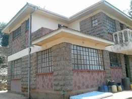 Stately 4br Maisonette for Sale in Ngong Muthaiga