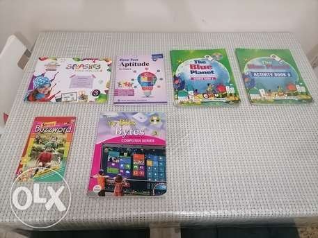 Some Books Of CBSE For Class 3