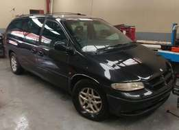 2000 Chrysler Grand Voyager 3.3 A/T