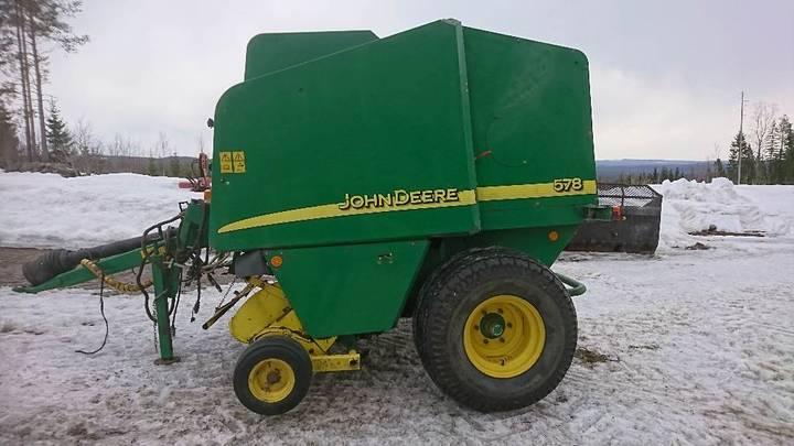 John Deere 578 Premium - 2003