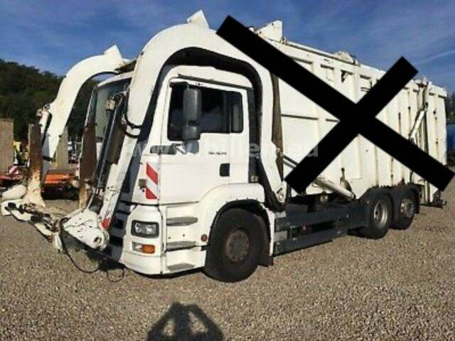 MAN 26.310 6x2 Fahrgestell 6x Am Lager - 2005