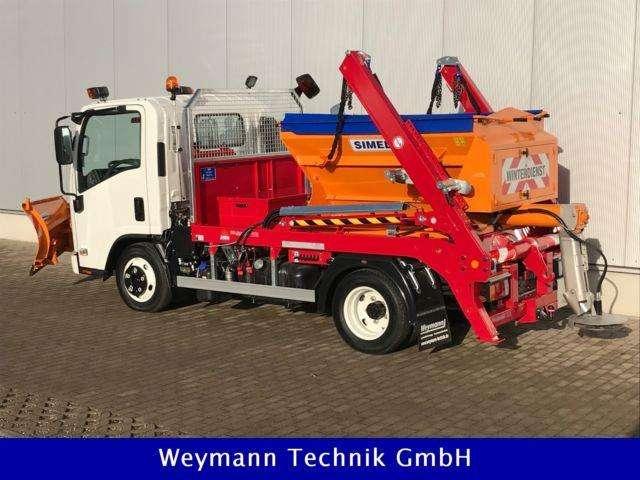 Isuzu Nmr Euro 6 Schm.kab.,universalhydr.,winterpaket - image 12