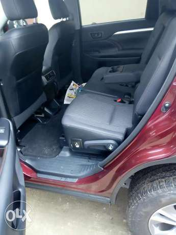 Toyota Highlander 2015 Model Tokunbo Lagos Clear Perfectly Conditions Ikeja - image 8