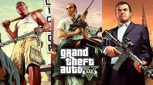 complete GTA collection(1-5) PC game + delivery Nairobi CBD - image 2