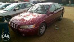 Clean Tokunbo Toyota Camry Tiny Light 99