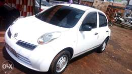 Nissan march on sale