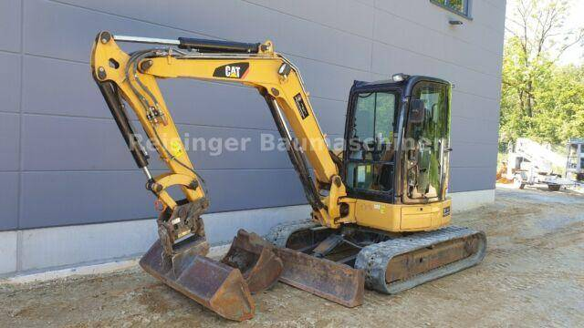 Caterpillar 305.5 E Powertilt 2 Loffel Service + UVV - 2013