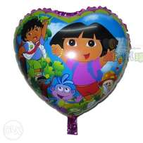 For your kids birthdays contact us for your number/characters balloon
